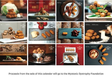 The Croquetterie, croquettes, paella, spanish food, st. louis, eats, gourmet, calendar, 2019, charity, myotonic dystrophy
